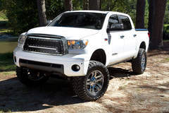 LED Grilles for Toyota Tundra