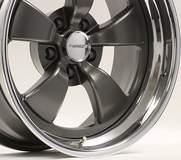 CR3 in Satin Gunmetal & Polished