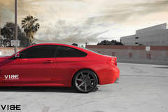 "BMW 435i on 20"" Rohana RC7 wheels and lowered on H&R Springs - A Project From Team Vibe"