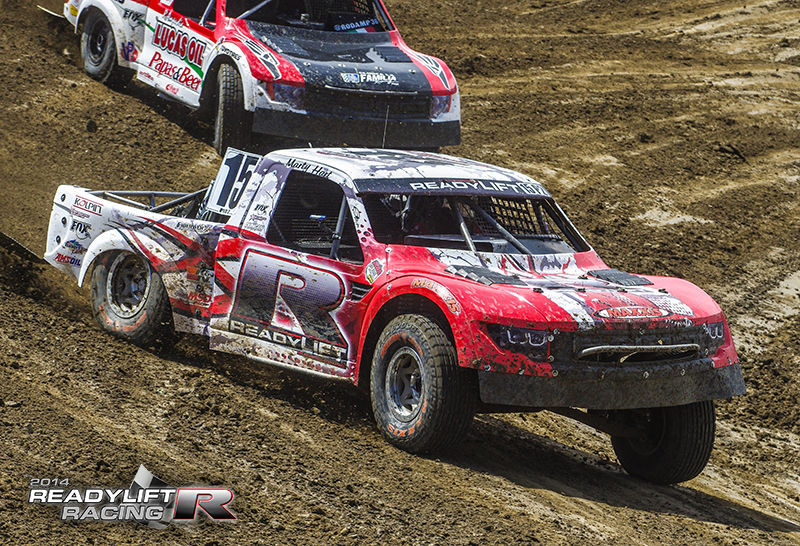 | Mart Hart and Team ReadyLIFT at LOORRS Lake Elsinore
