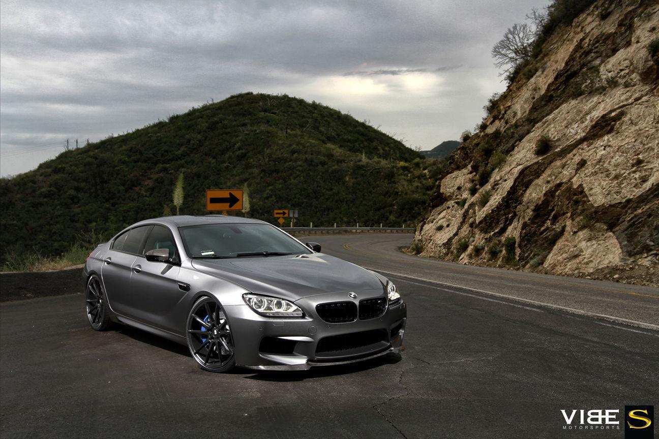 2015 BMW M6 Gran Coupe | '15 BMW M6 on 22