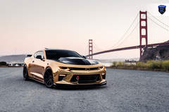 Chevy Camaro - Golden Hour Photoshoot