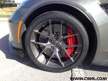 Chevrolet C7 Corvette Z06 on Forgeline One Piece Forged Monoblock VX1 Wheels