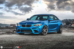 BMW M2 Coupe - Quantum44 FS5 Forged Wheels