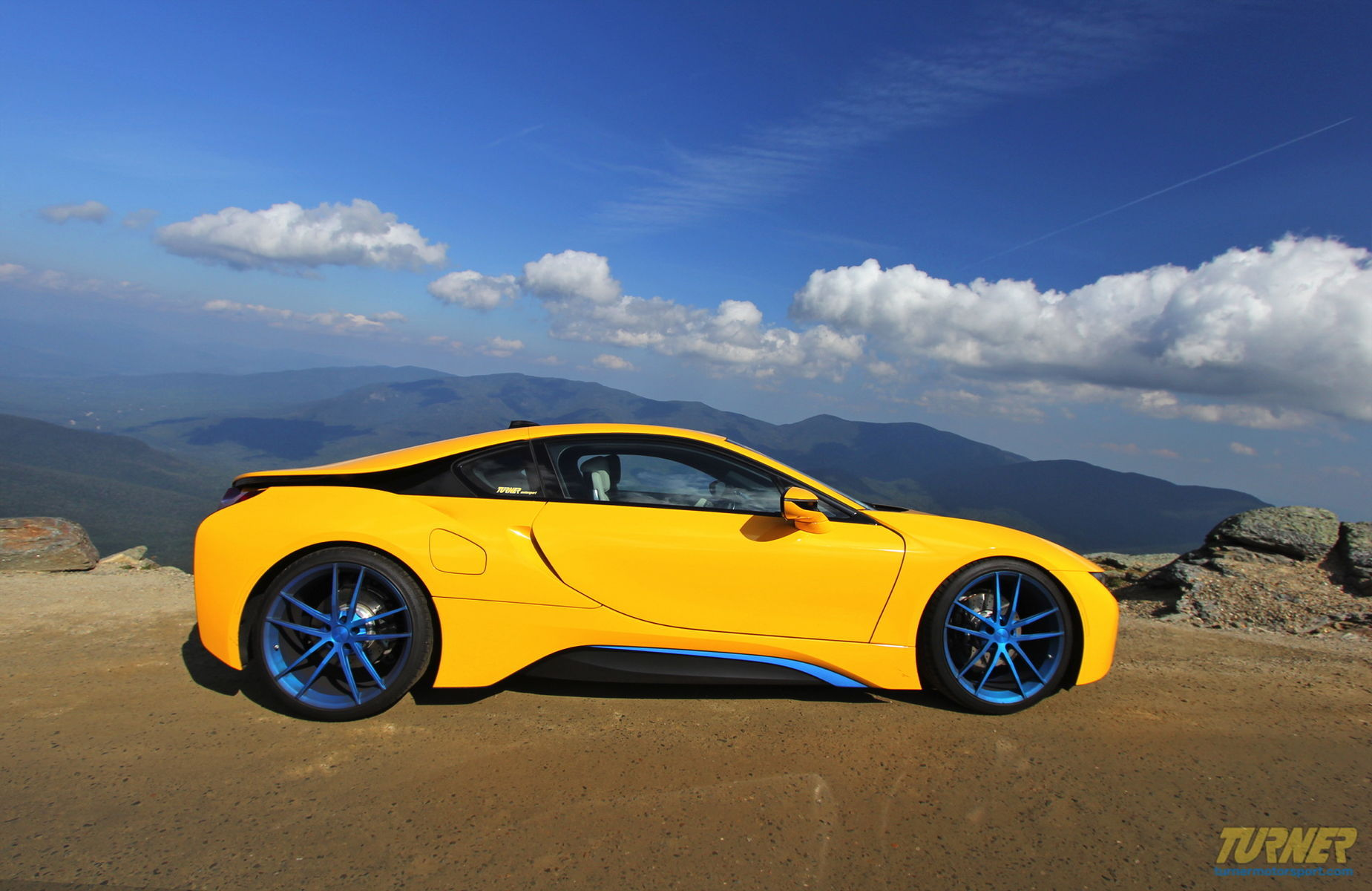 2015 BMW i8 | Turner Motorsports i8 on Forgeline AR1 Wheels