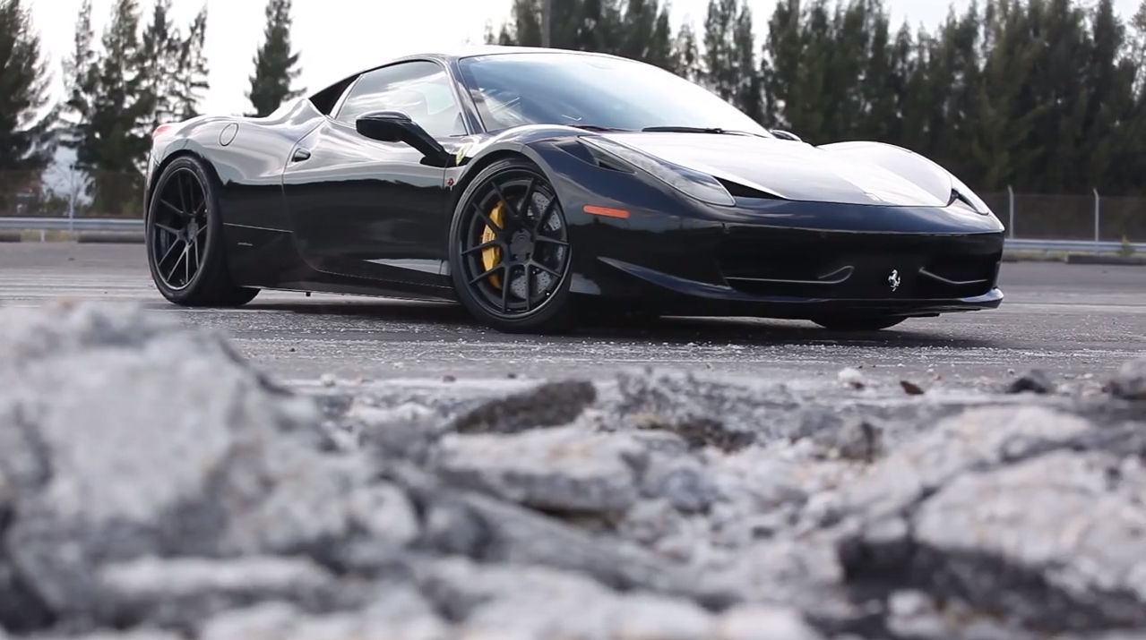 2012 Ferrari 458 Italia | ADV1 Wheels 2012 Mid Year Compilation