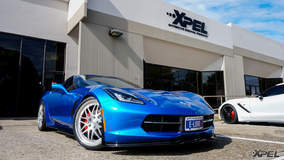 Chevy Corvette XPEL ULTIMATE