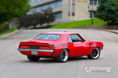 Rich Gregory's '69 Camaro on Forgeline GZ3 Wheels is Goodguys 2016 Muscle Machine of the Year Finalist