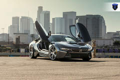 BMW i8 Charcoal - Wings Up