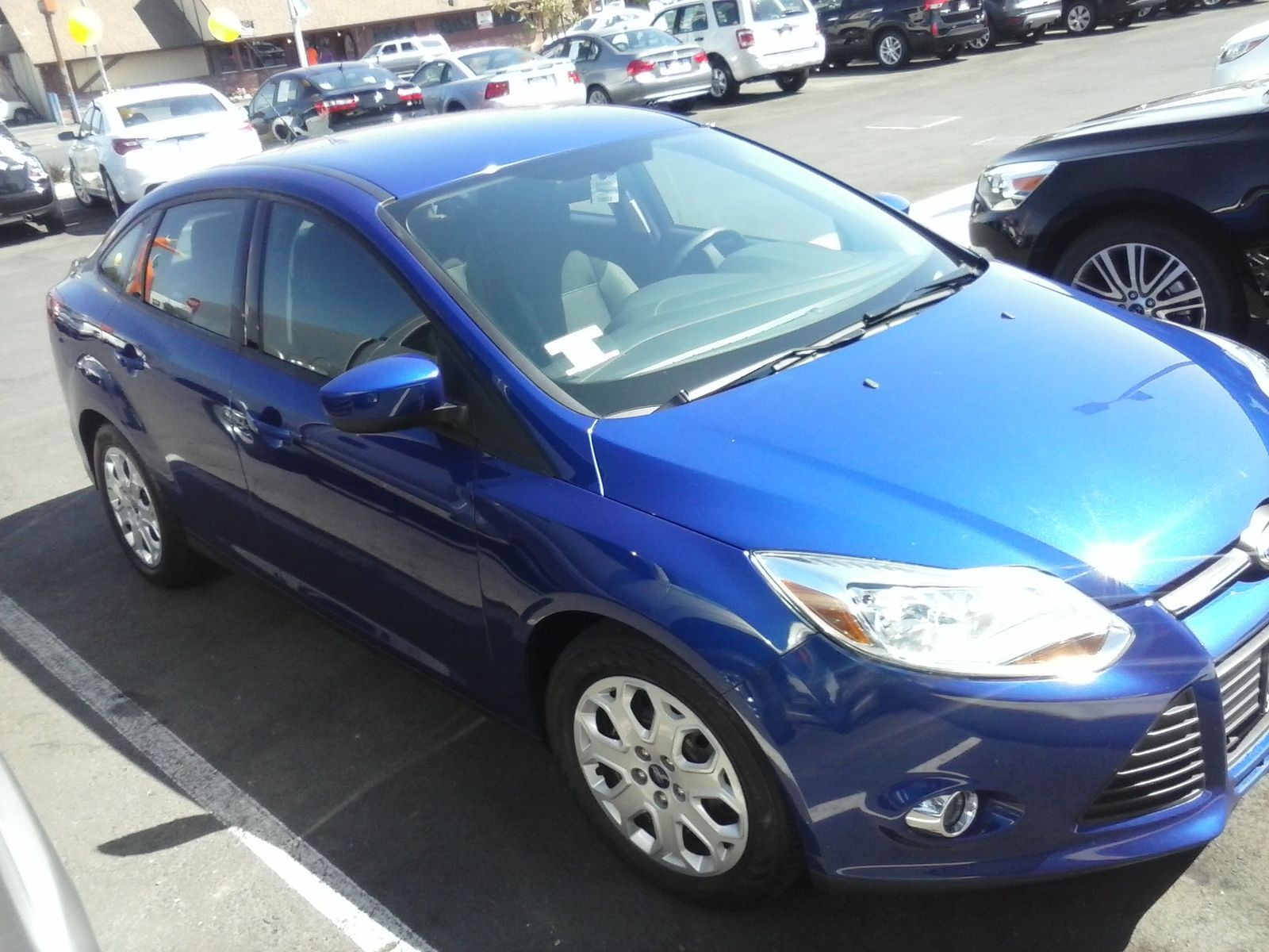 2012 Ford Focus | My Ford Focus