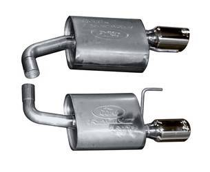 Ford Performance By Borla Axle-Back Exhaust Kit 2-1/4