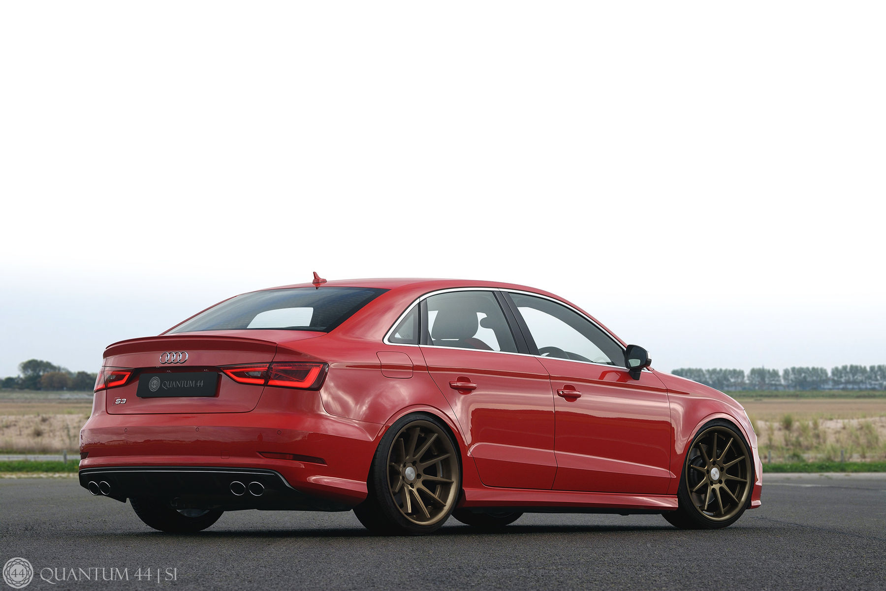 Audi S3 | Quantum44 S1 - Audi S3