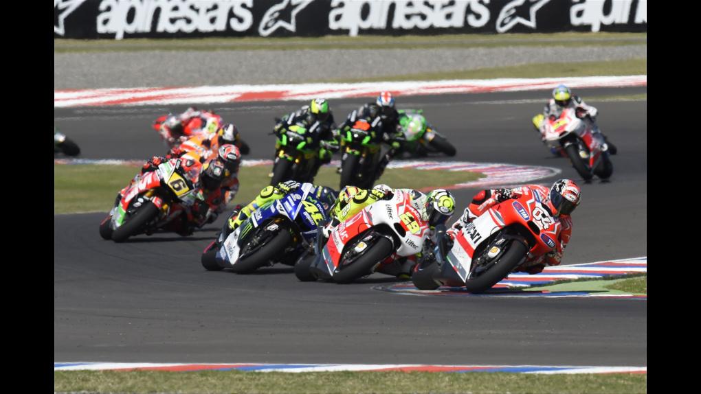 2014 Ducati    MotoGP Round 3 - Argentina