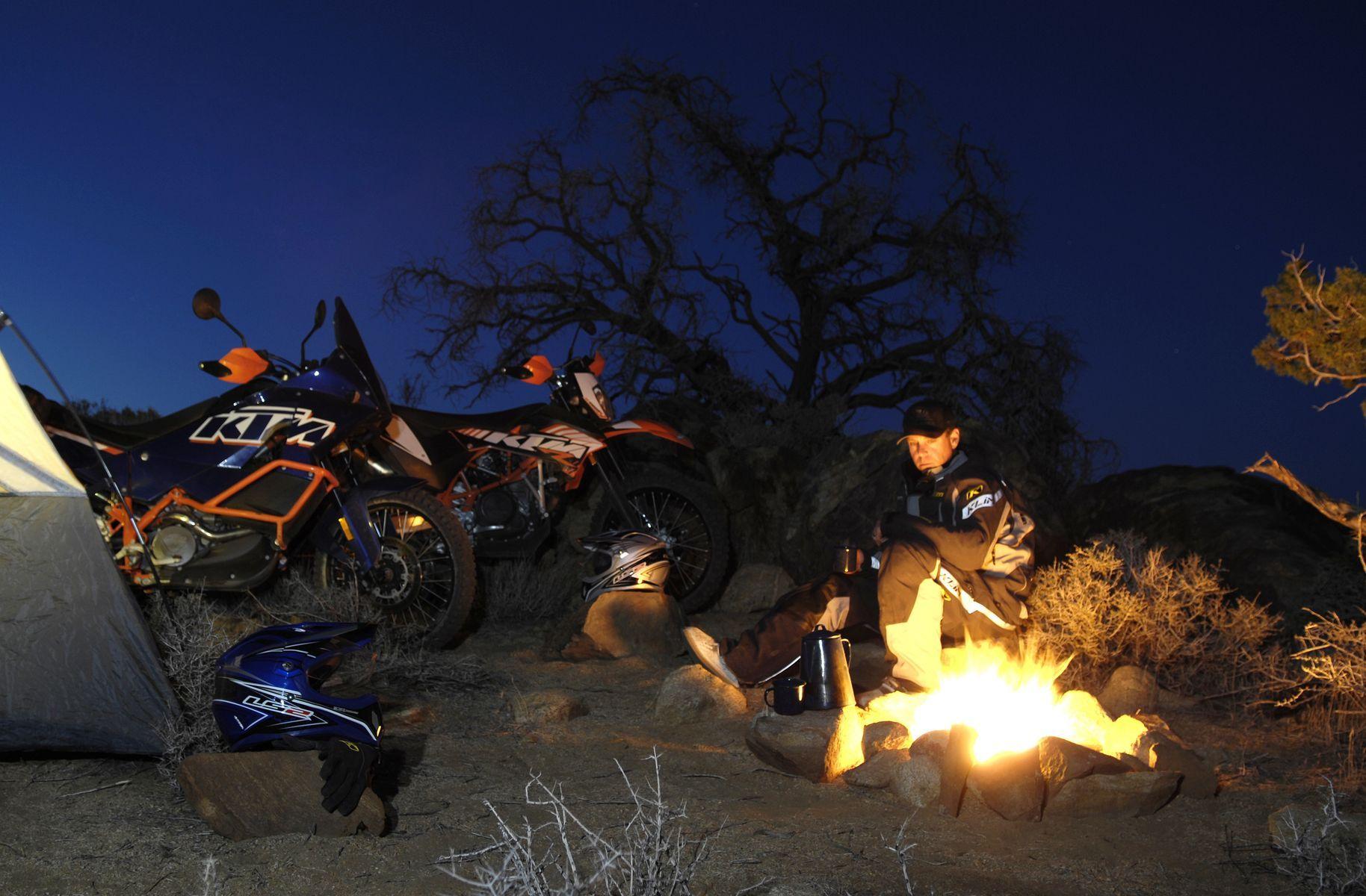 KTM  | Campfire