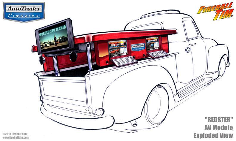 1951 Chevrolet  | Autotrader Classics REDSTER