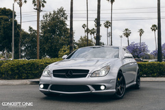2011 Mercedes-Benz CLS55 on Concept One CS6.0's