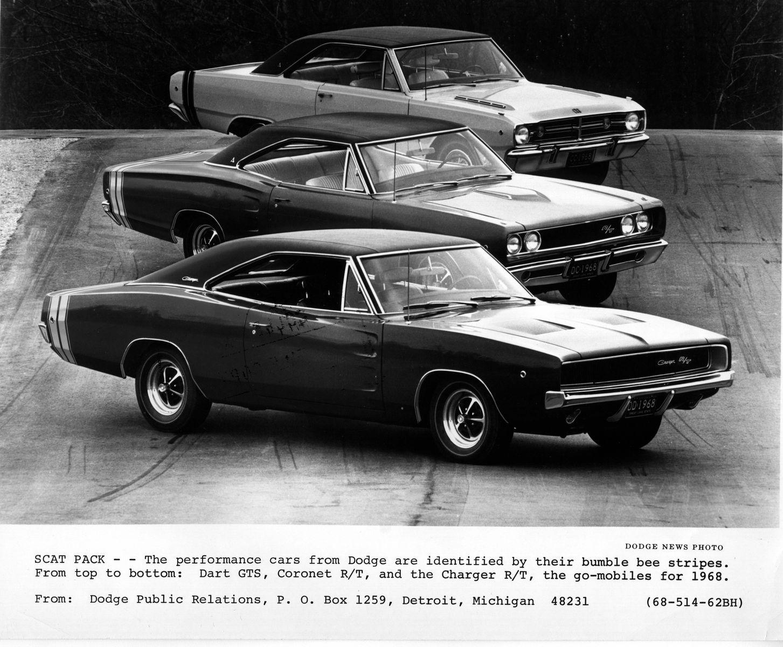 Dodge Challenger | Scat Pack History