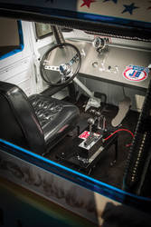 1965 Ford  | Back Up Pick up Interior
