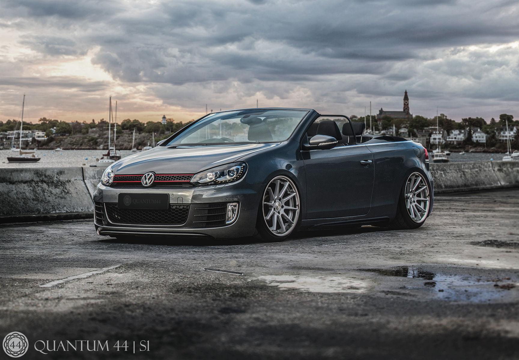 Volkswagen Golf | Volkswagen Golf GTI Cabrio - Quantum44 S1