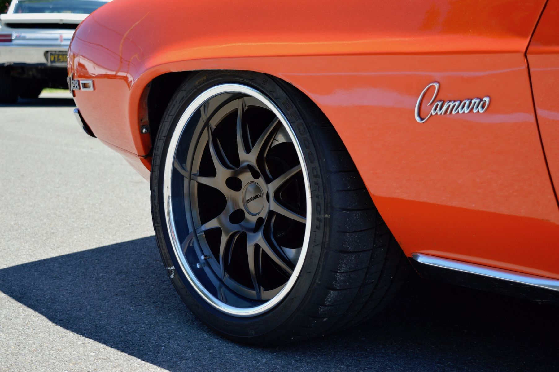 1969 Chevrolet Camaro | Brian Coney's Pro-Touring '69 Camaro on Forgeline GA3 Wheels