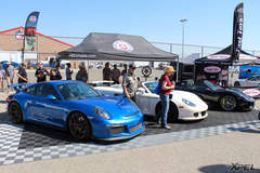 HRE booth at the California Festival of Speed 2015