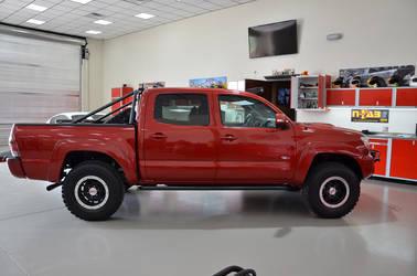 2014 Toyota Tacoma | N-FAB TRD PRO Build - Toyota Tacoma Side Profile