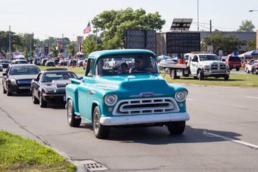 1957 Chevrolet  | 1957 Chevrolet Pickup