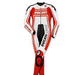 Ducati Corse C2 One-piece leather suit