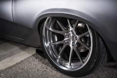 Gil Cuesta's '69 Mercury Cougar on Forgeline GA3C Wheels Wins Goodguys Gazette Pick