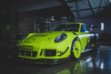 2015 Porsche 911 | BBi Autosport's 900HP Porsche GT3 Cup PPIHC Racecar on Forgeline One Piece Forged Monoblock GTD1 Wheels