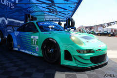 Falken booth at the California Festival of Speed 2015