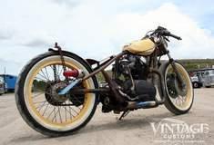Los Muertos Vivientes by Vintage Customs