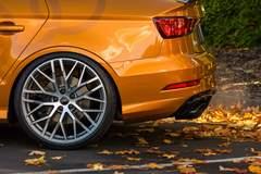 H&R 2018 Audi RS 3 Sedan