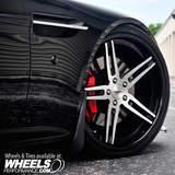 Aston Martin Vantage on Cor Focus Wheels
