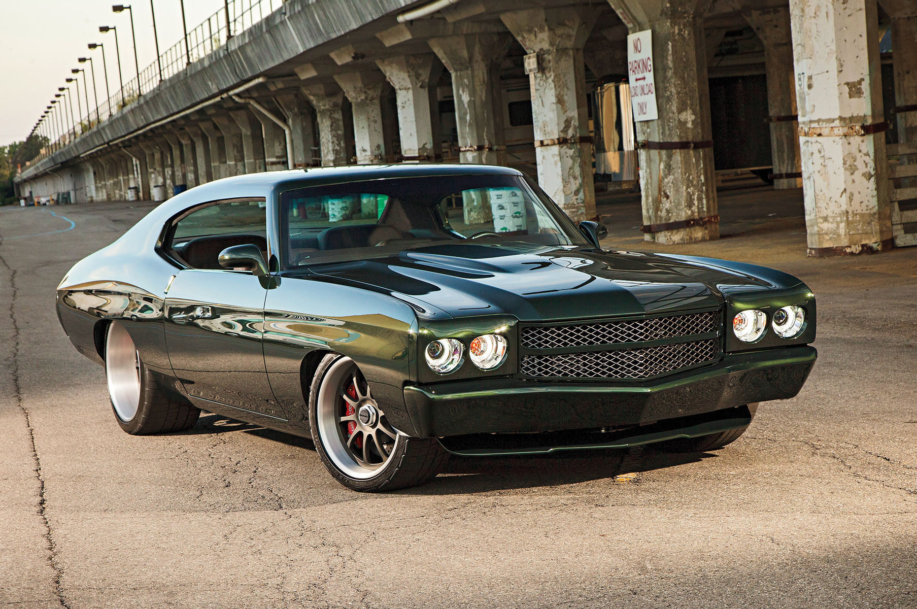 1971 Chevrolet Chevelle |  Chevicious Chevelle on Forgeline ZX3P Wheels
