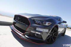 '15 EcoBoost Mustang on 20's - Aftermarket Velgen Wheels