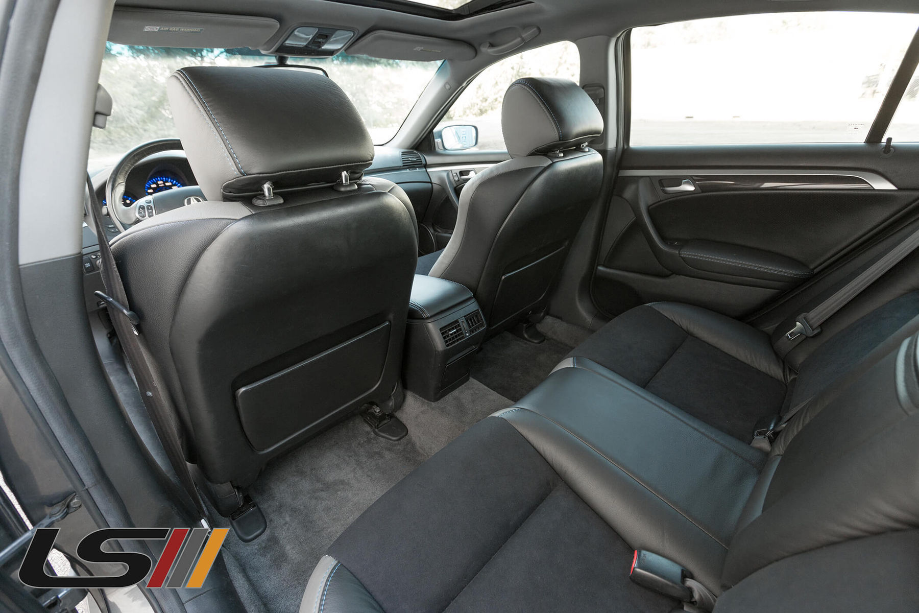 Acura TL ASpec Leather Interior By LeatherSeatscom - Acura tl leather seats