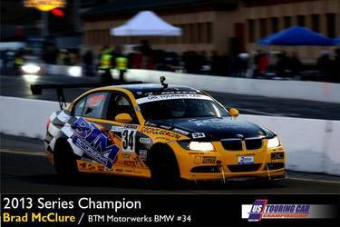 2007 BMW 3 Series | E90 BMW USTCC Race Car