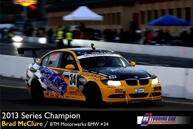 2007 BMW 3 Series | E90 BMW USTCC Race Car