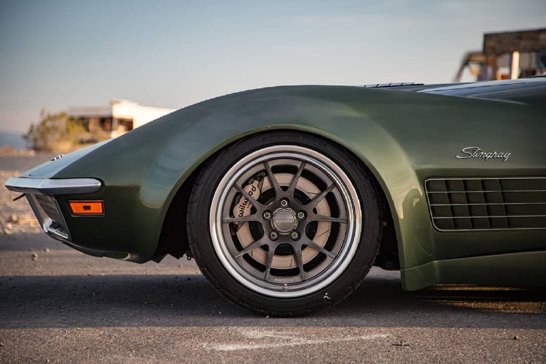1970 Chevrolet Corvette Stingray | Garrett Randall's