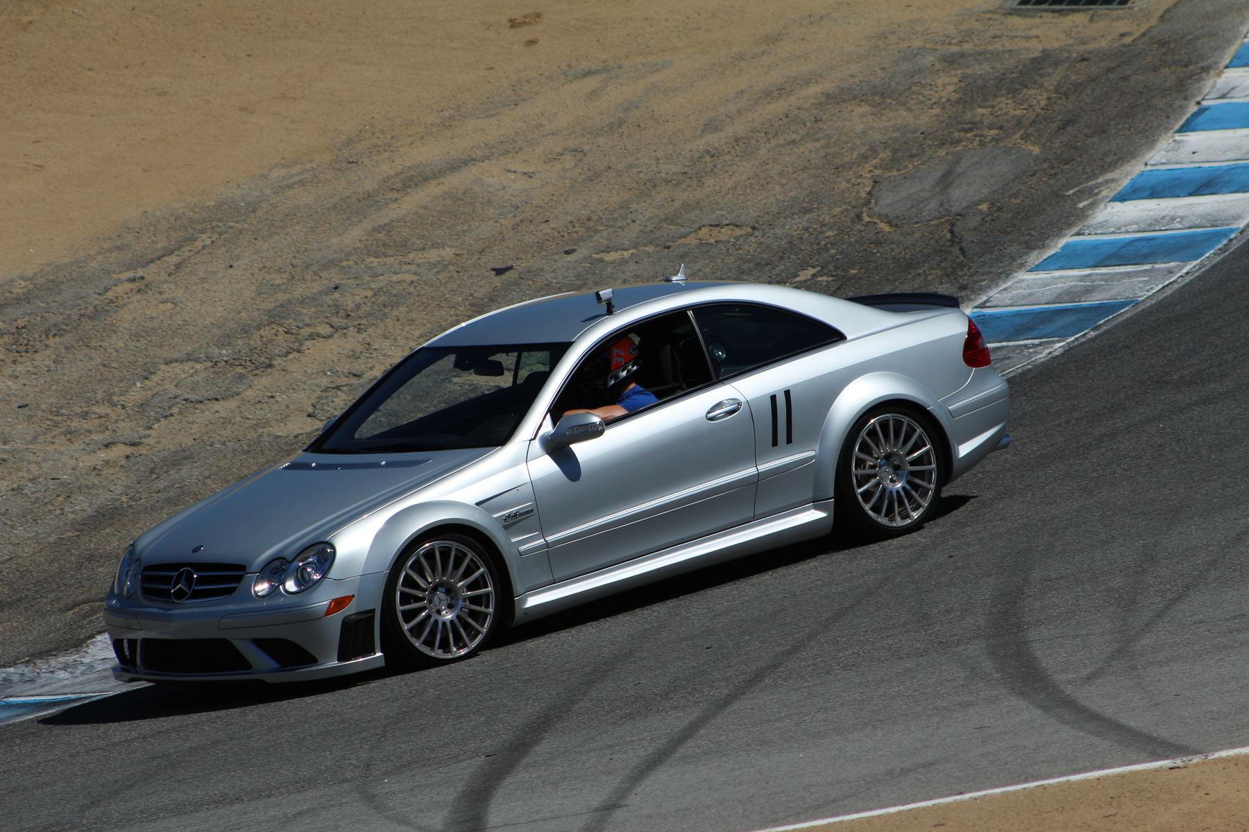 2008 Mercedes-Benz CLK-Class | CLK63 AMG Black Series
