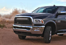 Dodge Ram LED Grille