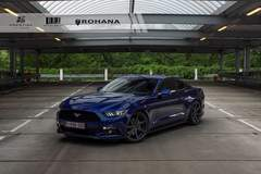 Ford Mustang - Driver Side Wheels