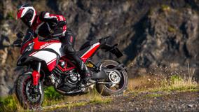 Ducati Multistrada Pikes Peak Edition