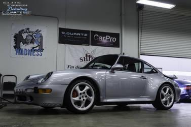 1997 Porsche 911 | 1997 Porsche 993 Turbo