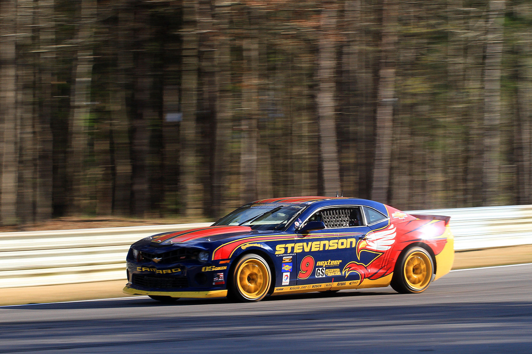 | Lighting fast on their Continental Tires