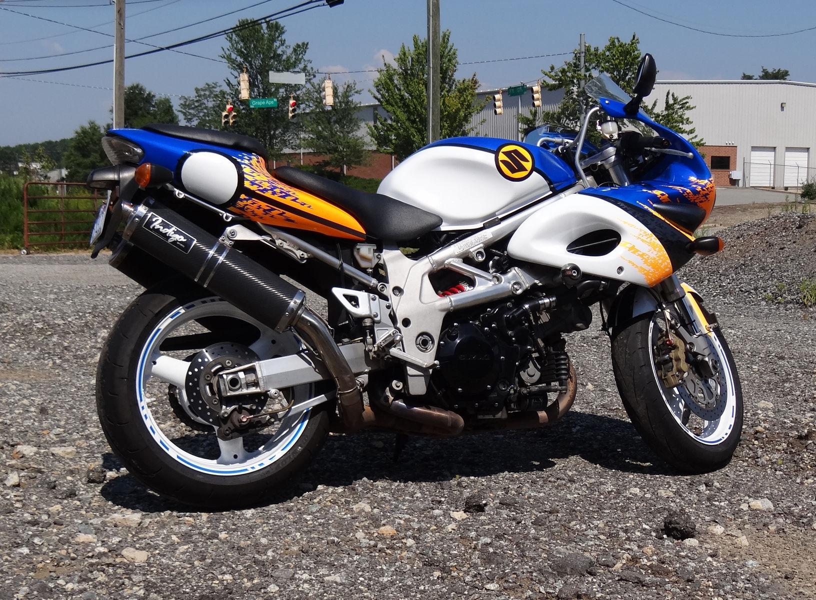 1997 Suzuki TL1000SK | GA Suzuki TL1000s 5
