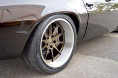 Don Hauser's 1970 Camaro on Forgeline RB3C Wheels