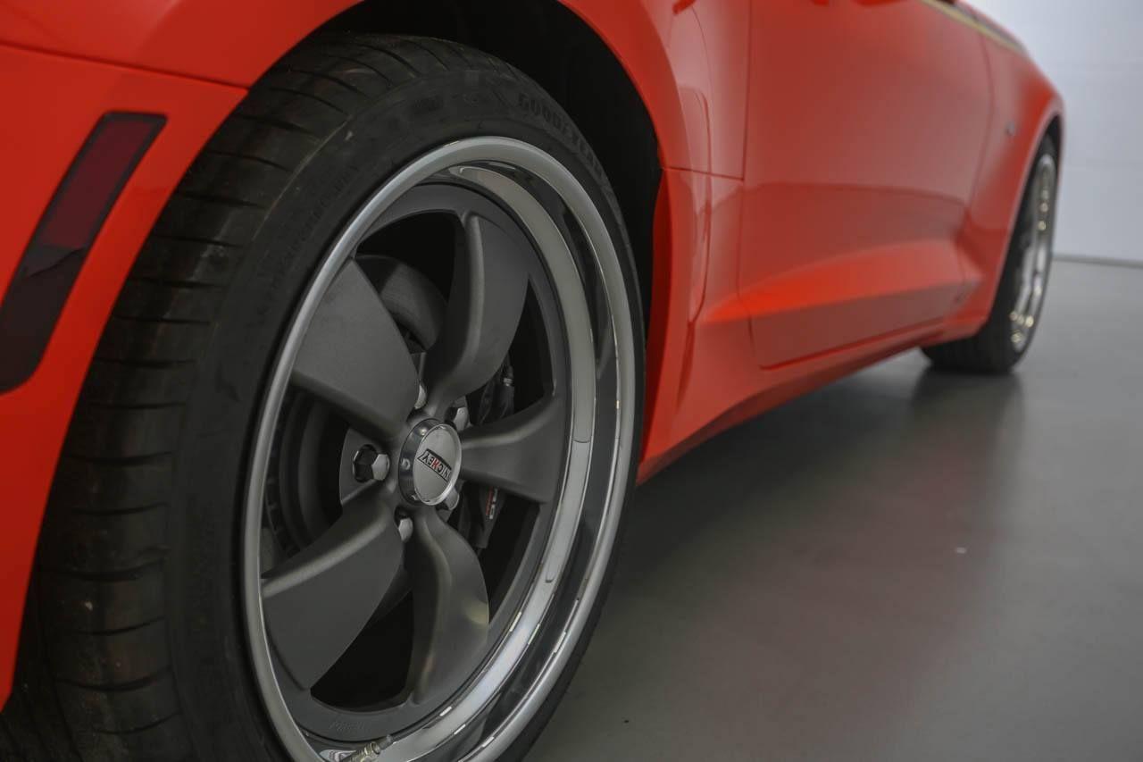 2016 Chevrolet Camaro | NicKey Performance 625HP Stage 2 Gen 6 Chevy Camaro on Forgeline CR3 Wheels
