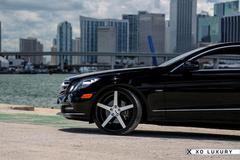 Mercedes-Benz E350 on XO Miami's